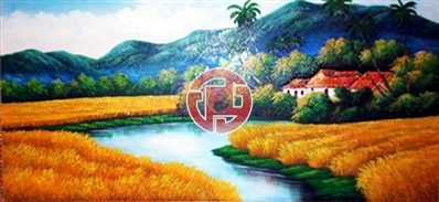 Feng shui paintings